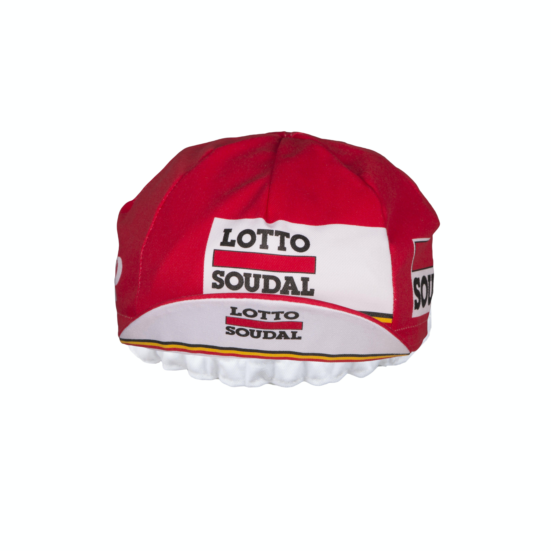 Lotto Soudal 2017 Bonnet d'été en coton