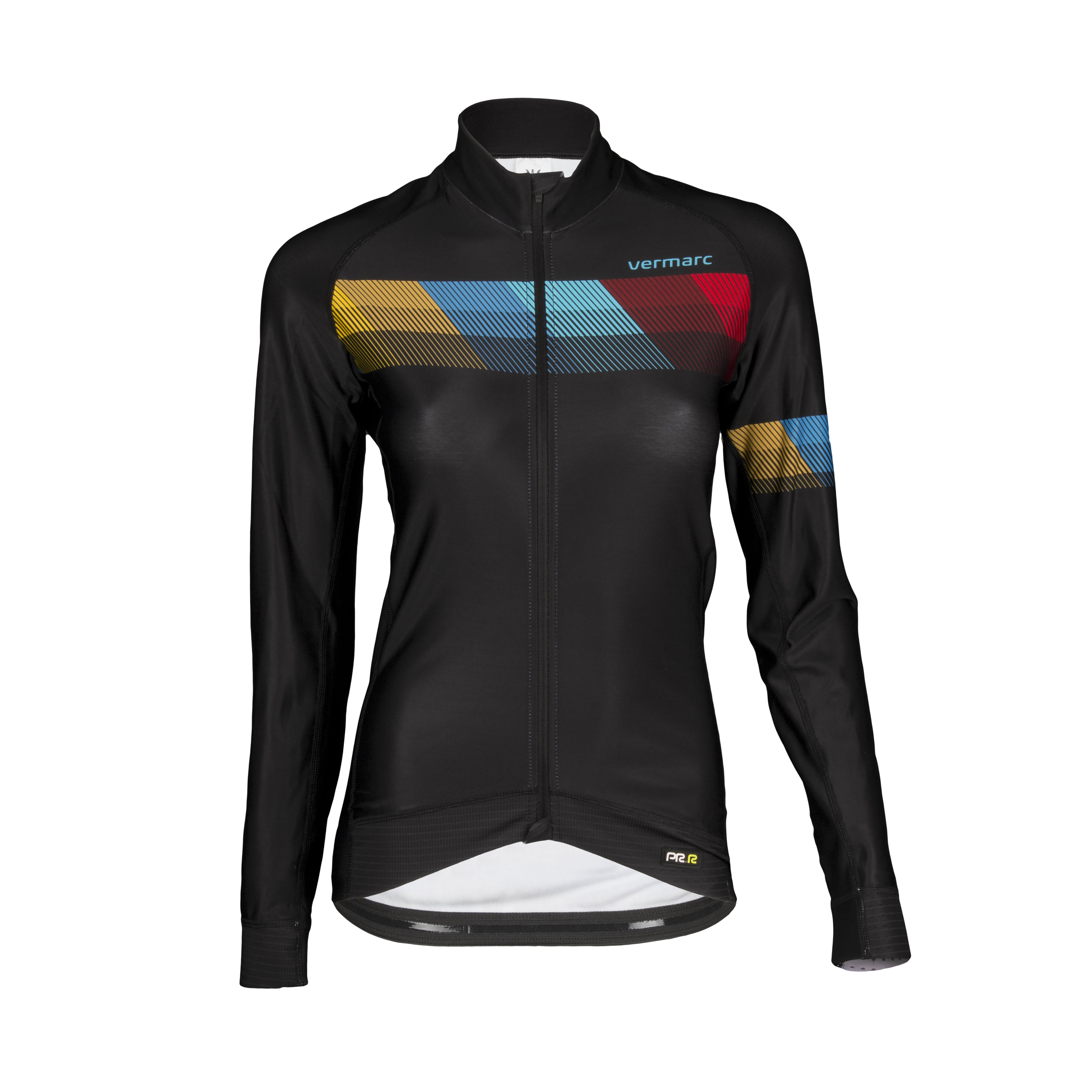 Chroma Maillot Manches Longues