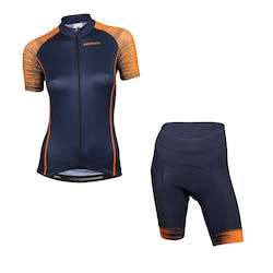 Seiso package - Oranje Navy Dames