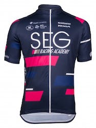 SEG Racing Academy Maillot Manches Courtes