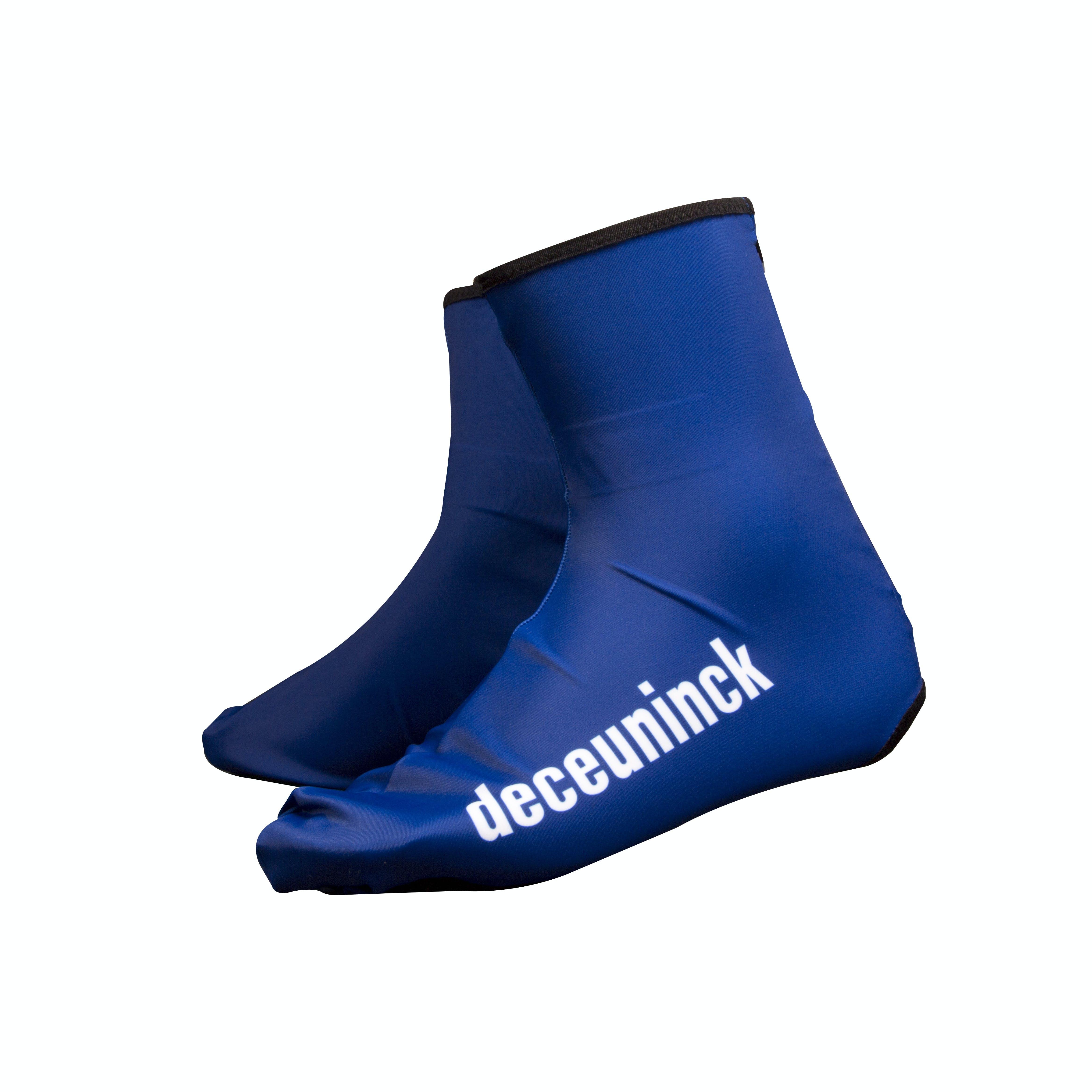Deceuninck Quick-Step 2020 Shoecover Lycra