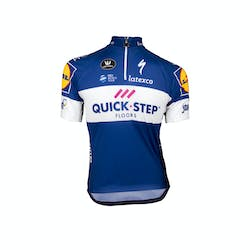 Quick-Step Floors 2018 Trui Korte Mouwen Kids