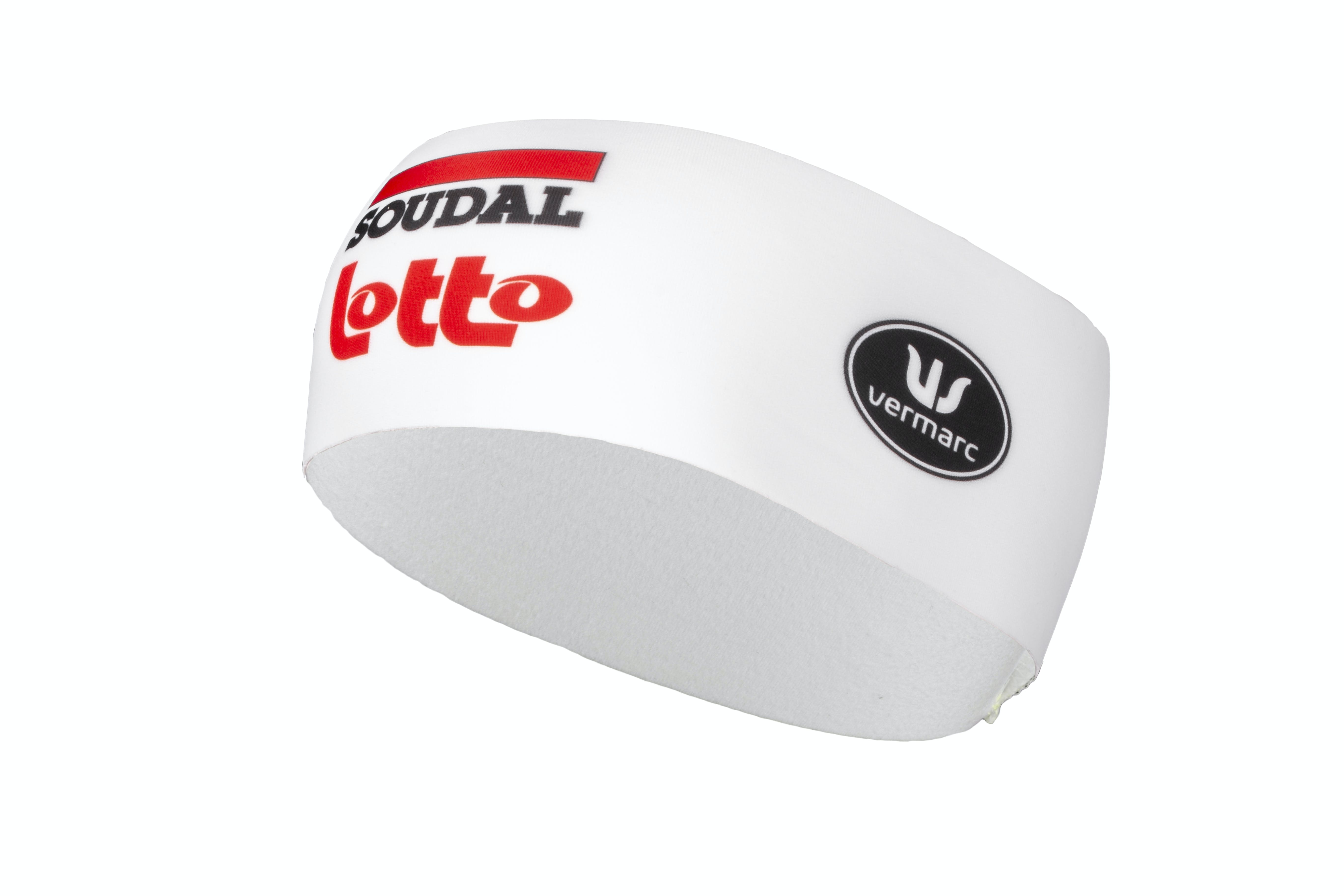 Soudal Lotto 2021 Hair Ribbon