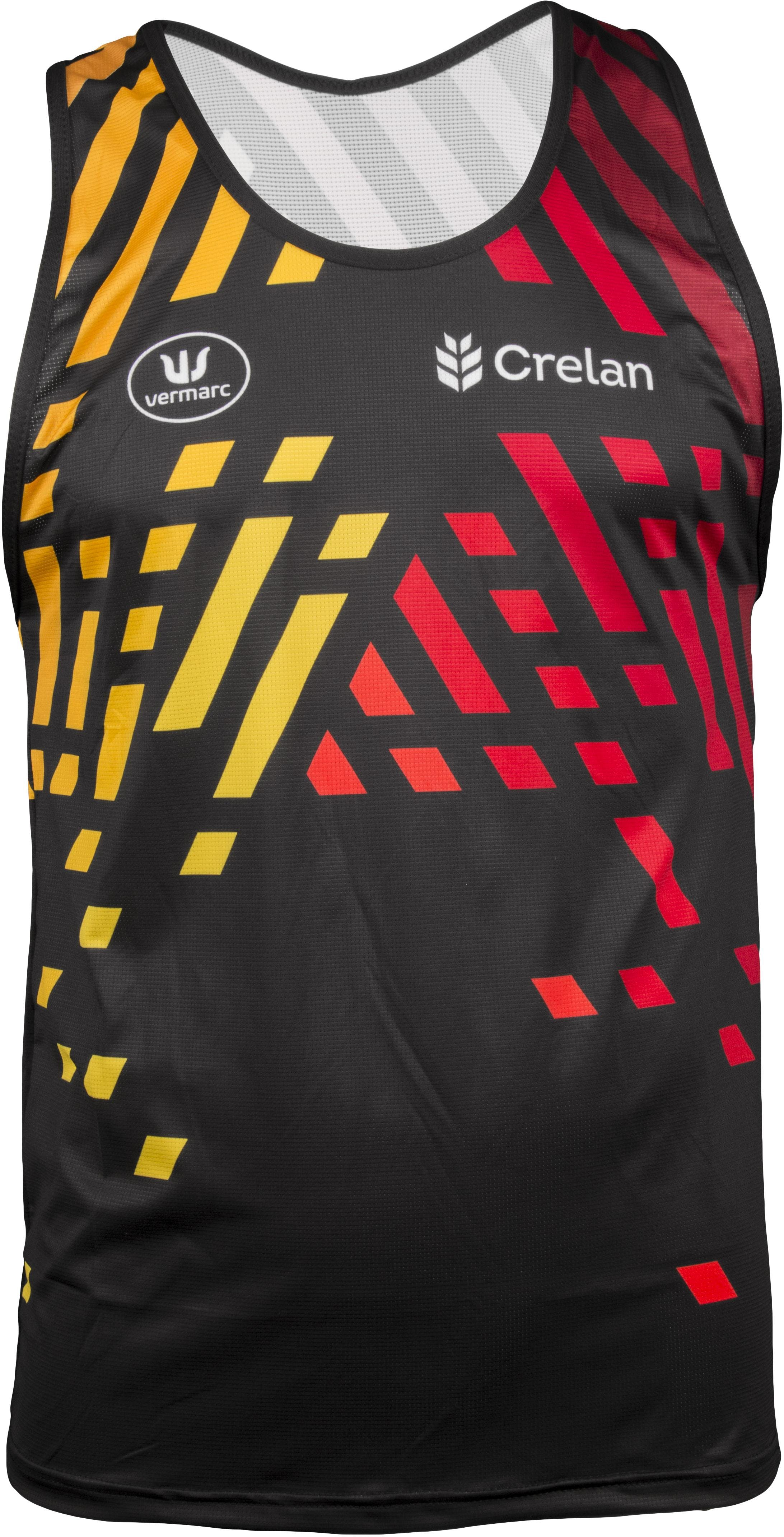 Belgian Athletics singlet  Heren