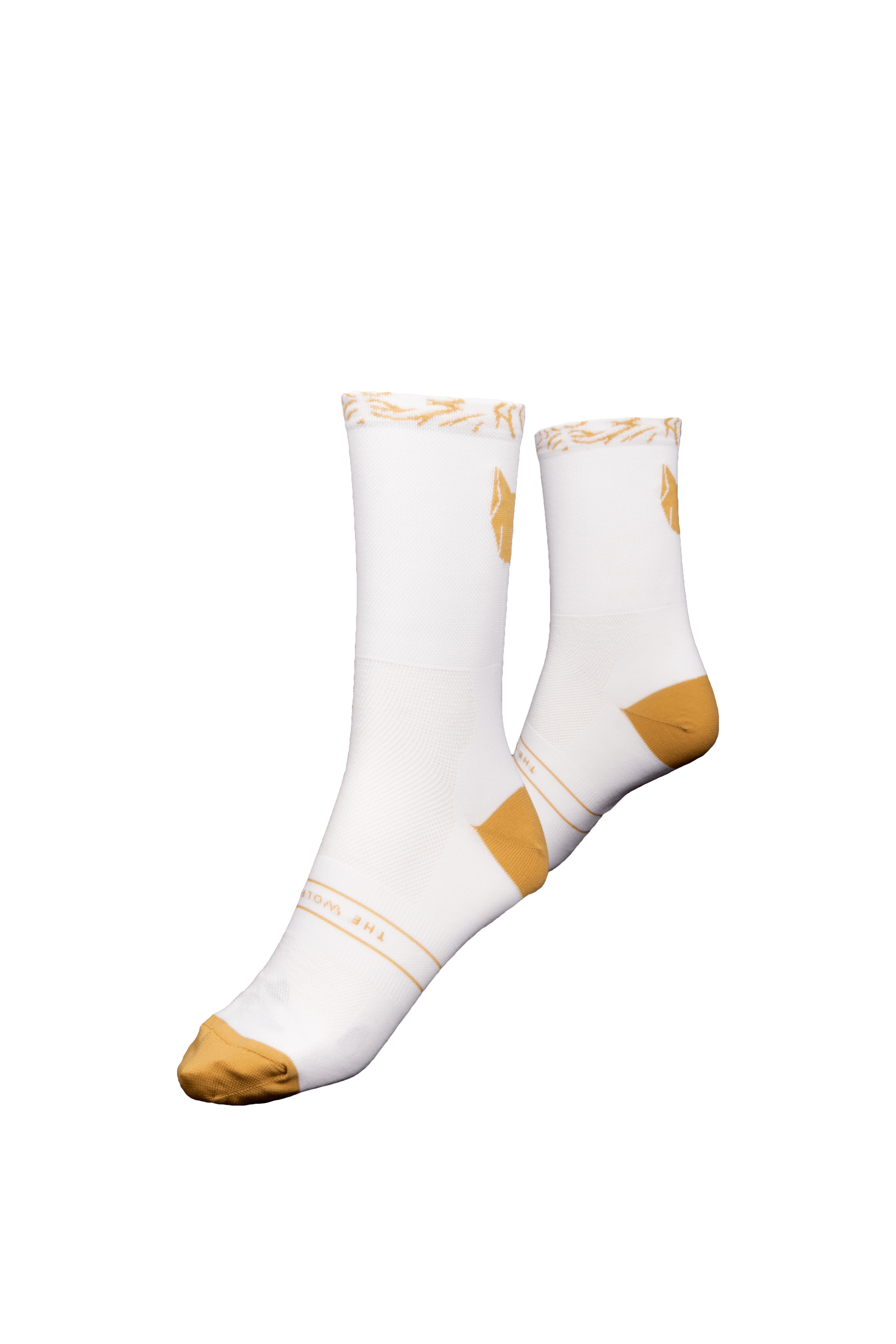 The Wolfpack 2021 Chaussettes Blanc