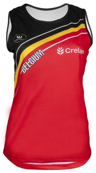 Belgian Athletics singlet