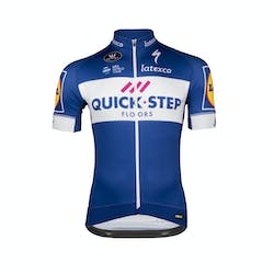 Quick-Step Floors 2018 Jersey Short Sleeves PR.R