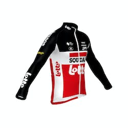 Soudal Lotto 2020 Jersey Long Sleeves ES.L
