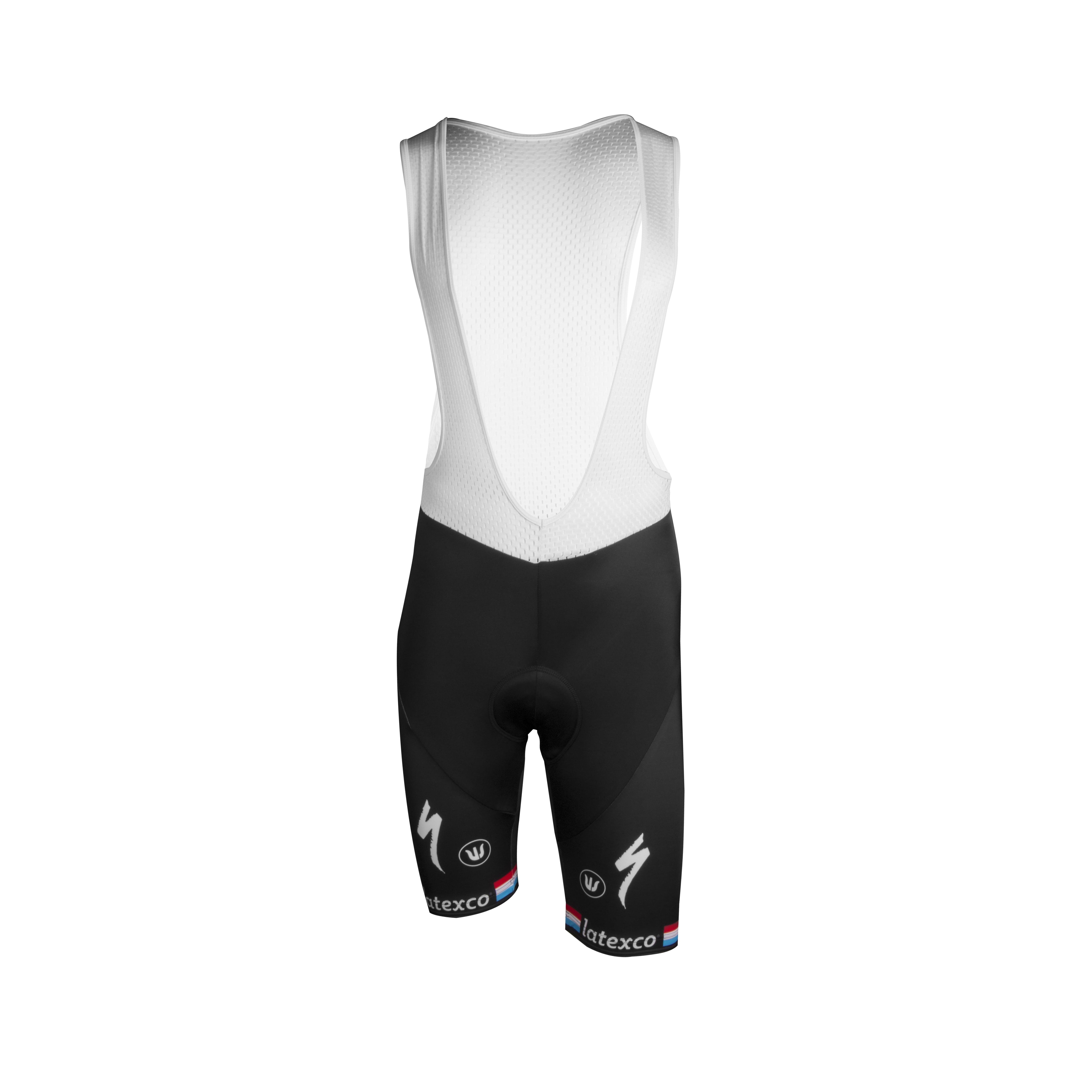 Deceuninck Quick-Step Champion Luxemburg Bib Shorts