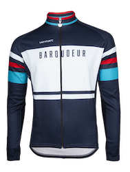 Baroudeur Maillot Manches Longues ES.L Thermosquare