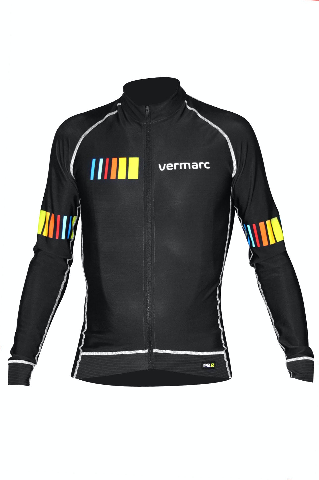 Colora Maillot Manches Longues Hommes