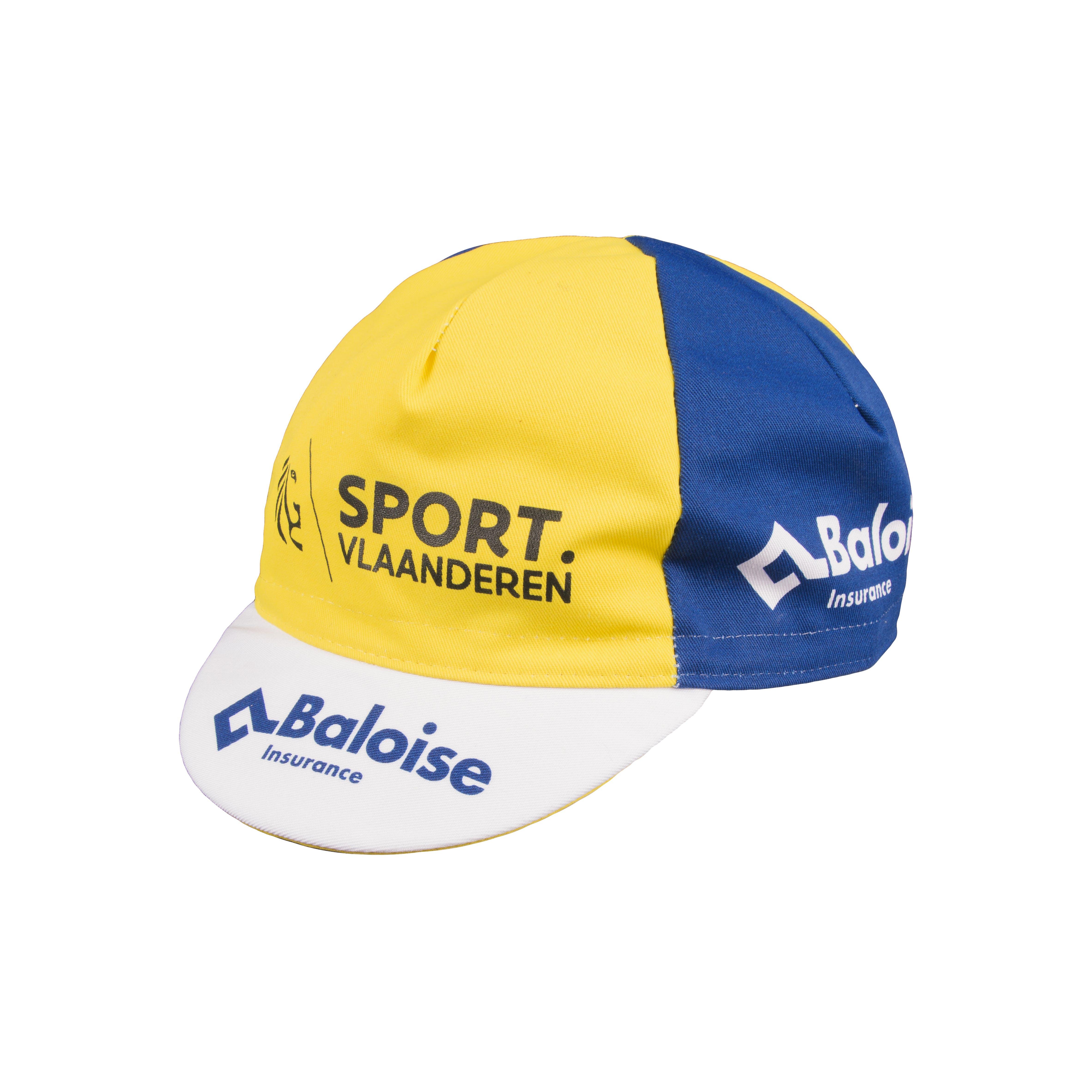 Sport Vlaanderen Baloise 2019 Bonnet d'été en coton