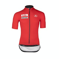 Lotto Soudal 2019 Zero Aqua Jersey Short Sleeves