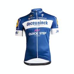 Deceuninck Quick-Step  2019Jersey Short Sleeves Aero