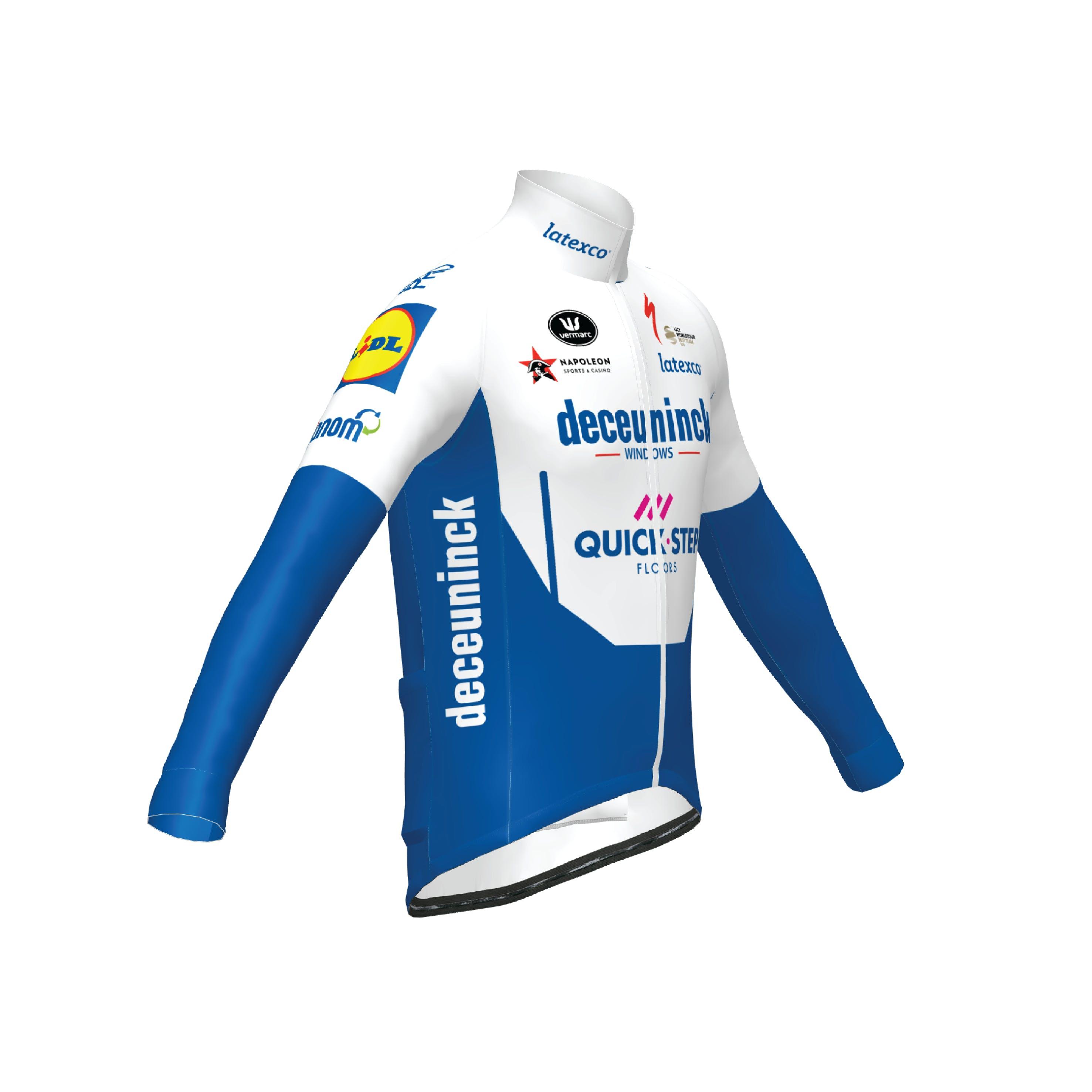Deceuninck Quick-Step 2020 Technical Vest