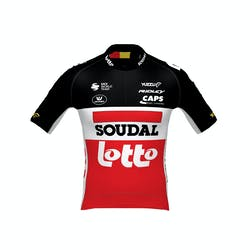 Soudal Lotto  2020 Jersey Short Sleeves PR.R