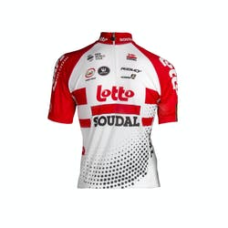 Lotto Soudal 2019 Jersey Short Sleeves KIDS