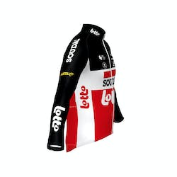 Soudal Lotto 2020 Jersey Long Sleeves Kids