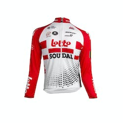 Lotto Soudal 2019 Jersey Long Sleeves KIDS