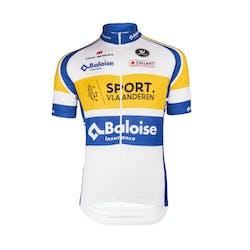 Sport Vlaanderen Baloise 2018 Jersey Short Sleeves