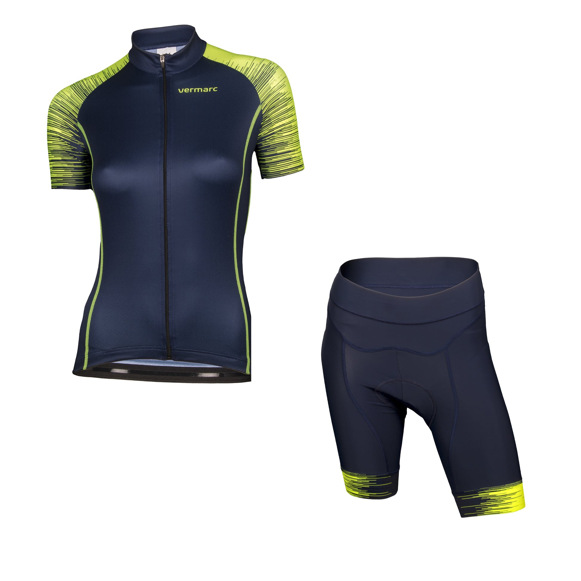 Seiso package - Jaune Navy Dames