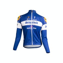 Deceuninck Quick-Step 2019 Jersey Long Sleeves Kids