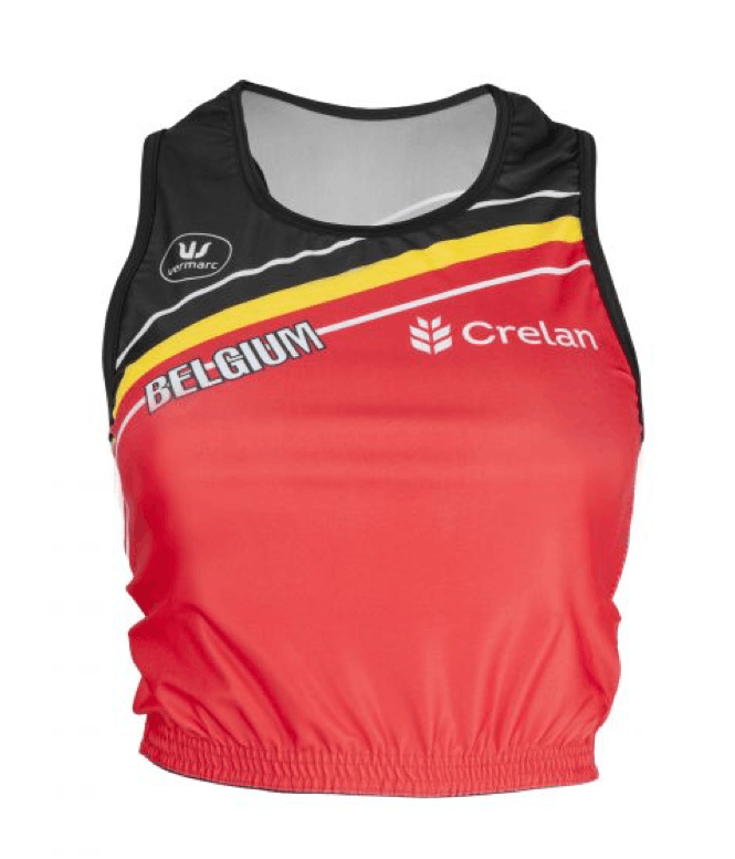 Belgian Athletics topje