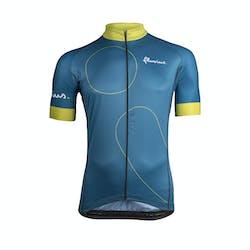 Fluvius Cycling Jersey aero