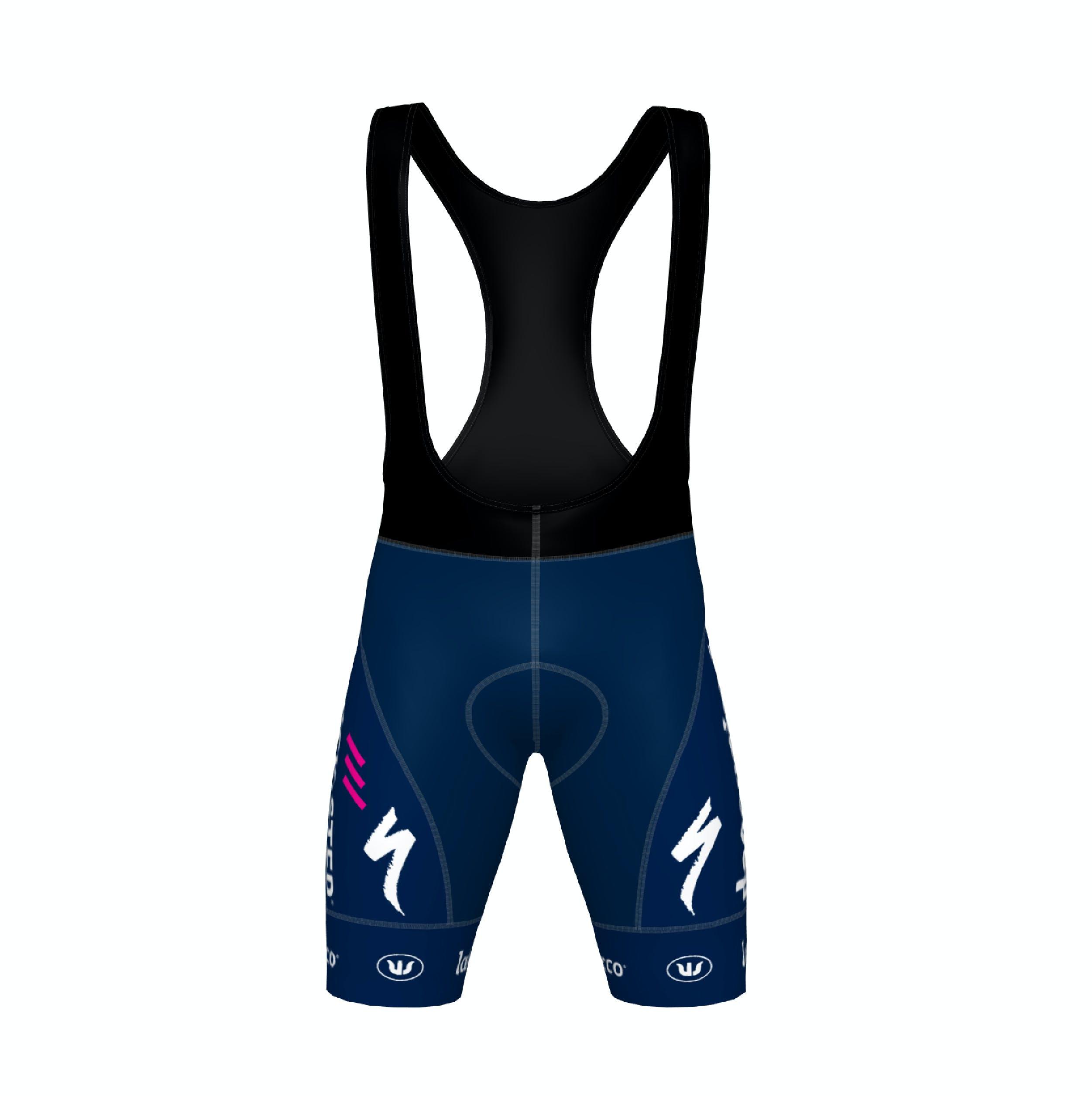 Pre-Sale! Deceuninck Quick-Step 2021 Bib Shorts PR.R + LD Pad