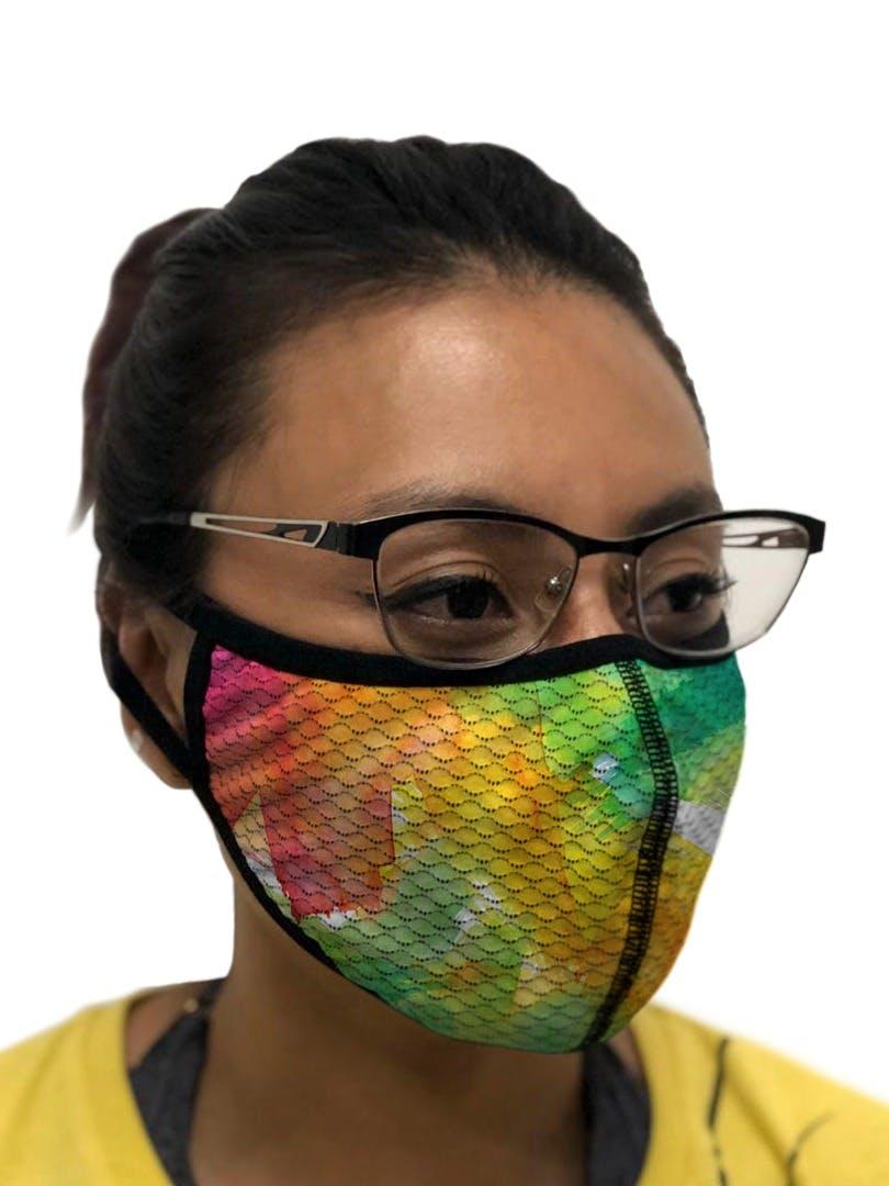 Mask Neon