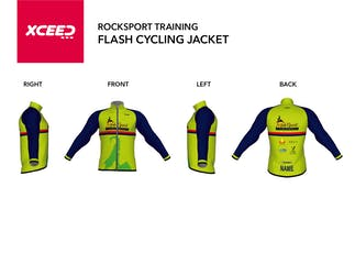 Flash Cycling Jacket
