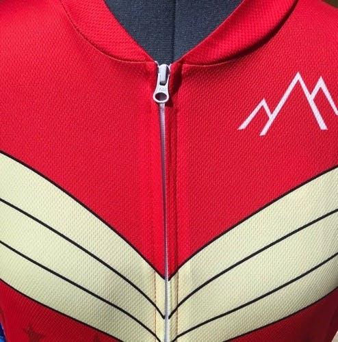 Starstruck Short Sleeve Cycling Jersey