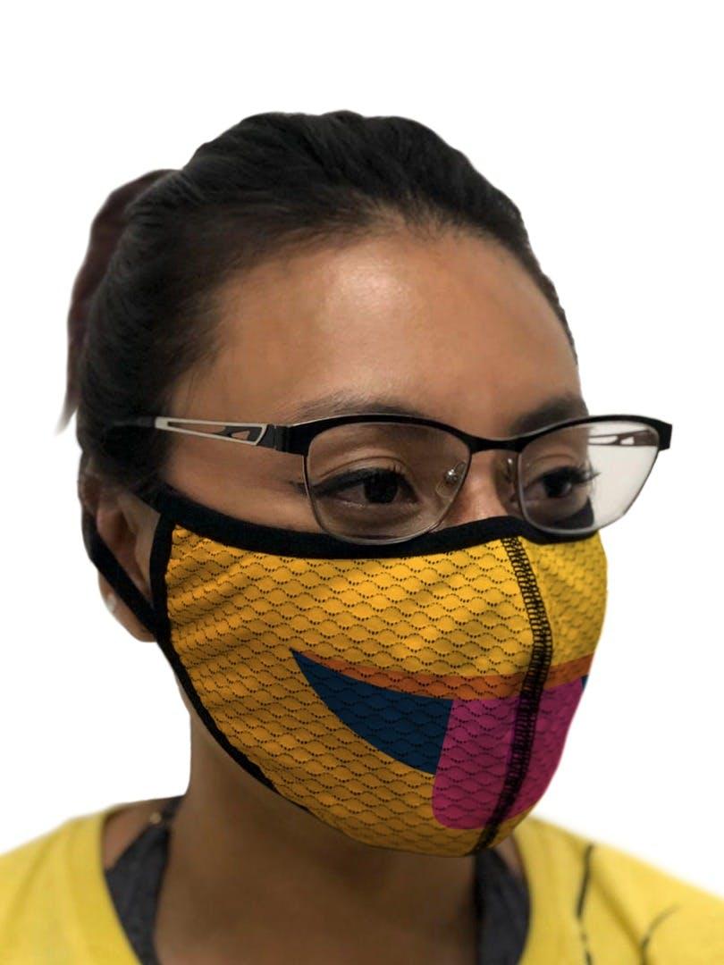 Mask Smiley