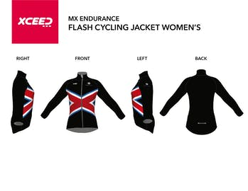 Flash Cycling Wind Jacket