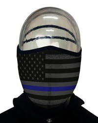 Mask Thin Blue Line