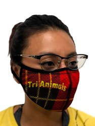 Mask Tri Animals