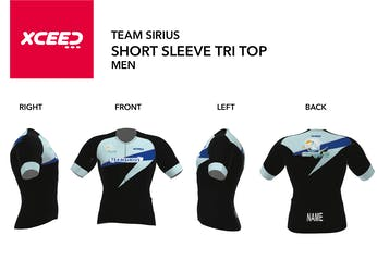 Short Sleeve Tri Top