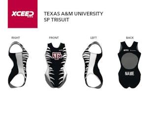 Texas A&M Triathlon Team - SP Trisuit