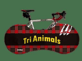 Protective Bike Covers - TriAnimals