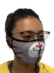 Mask Kitty Face