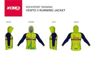 Vento 3 Run Jacket
