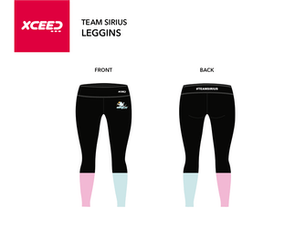 Team Sirius - Leggings