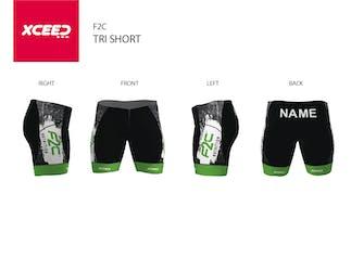F2C - Tri Short