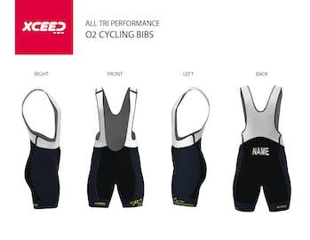 All Tri Performance - Cycling Bibs Shorts