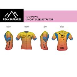 Short Sleeve Aero Tri Top