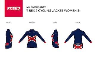 T-Rex Cycling Wind Jacket