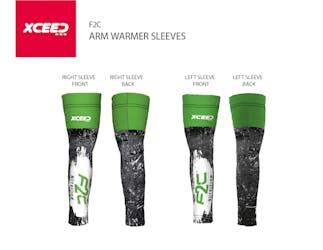 F2C - Arm Warmers