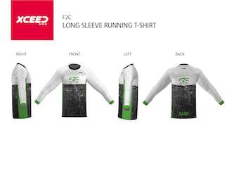 F2C Long Sleeve Running Shirt