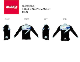 Team Sirius 2 Cycling Jacket