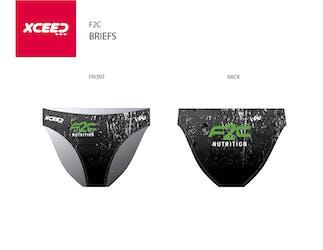 F2C -Men's Swim Briefs